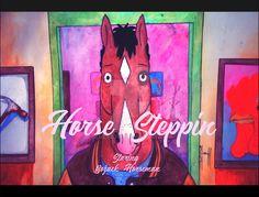 Bojack Horseman, Hotline Miami, Crossover, Intro, Tv show, game,