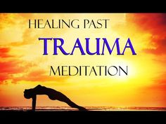 HEALING TRAUMA Guided Meditation ~ Emotional Awareness - YouTube