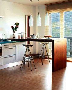 Resultado de imagen para barras de cocina moviles