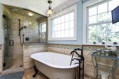 Granite Public School House c.1879 - Master Bathroom