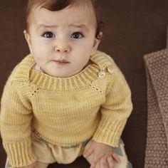 completino neonato giallo La splendida collezione autunno/inverno 2013 di Misha and Puff