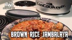 VIDEO: Brown Rice Jambalaya