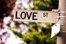 love st #follow #direction #sign