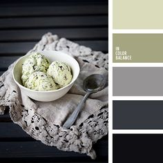Shades Of Beige, Pastel Shades, Colour Schemes, Color Combinations, Green Colour Palette, Gray Color, Color Balance, Design Seeds, Color Stories