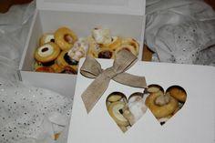 Svatební výslužka - koláčky