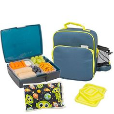 blue bentology lunch box d lunches and food. Black Bedroom Furniture Sets. Home Design Ideas