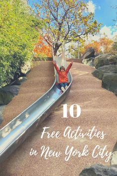 Free Things to do in NYC with Kids!