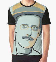 James Joyce by savantdesigns