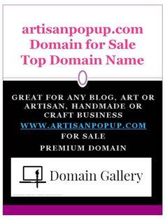 Domain for Sale - artisanpopup.com