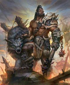 #horde#orc