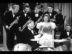 Strike Up The Band - Mickey Rooney performance Drummer Boy , with Judy Garland (1940)
