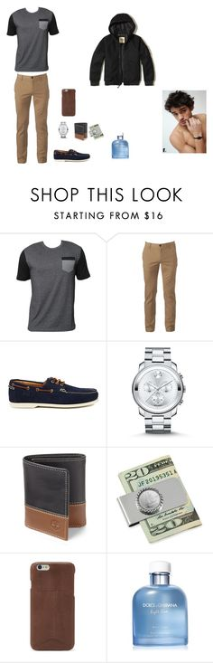 """""""Untitled #48"""" by martaalmeida-i on Polyvore featuring Billabong, Urban Pipeline, Polo Ralph Lauren, Movado, Timberland, American Coin Treasures, FOSSIL, Dolce&Gabbana, Hollister Co. and men's fashion"""