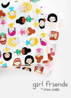 girl friends / ann kelle