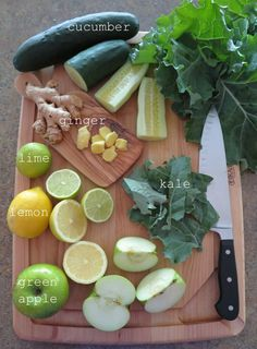 | AIP / Paleo Immune Boosting Green Detox Smoothie | http://asquirrelinthekitchen.com
