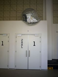 'Quelle Fête'   Melted Disco Balls by Rotganzen