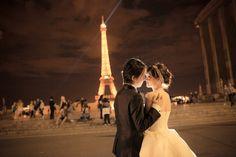Paris weddingフォト撮影について【依頼したフォトグラファー&撮影スポットetc】 |フランス古城&リッツオートクチュールウェディング♡