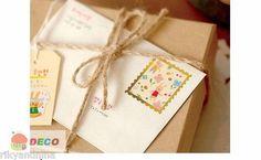 kawaii TOTO RABBIT Little Stamps paper stickers cartoon diary craft scrapbooking | eBay