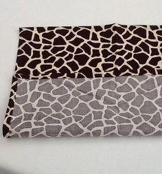 Giraffe Print Table Runner Custom Sizes By LolaRoseDesigns On Etsy