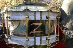 Okay. This is awesome. Zildjian custom snare of awesomeness!!!