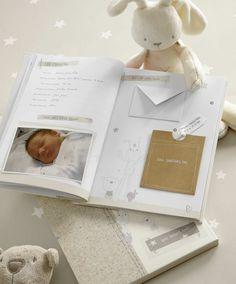 Baby Record Book - Millie & Boris at Mamas & Papas