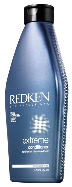 Redken Extreme Conditioner Smooths, detangles and restores strength and shine to hair leaving it supple and resilient. </p>