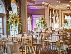 Falkirk Estate and Country Club (okay, it's a NY wedding venue, but it's close! Wedding Reception, Our Wedding, Wedding Venues, Dream Wedding, Wedding Dreams, Wedding Stuff, Centerpieces, Table Decorations, Wedding Officiant