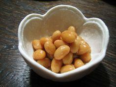 水煮大豆で美味しい煮豆♪の画像