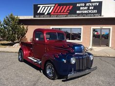 1945 Ford truck