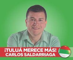 Carlos Orlando Saldarriaga-Candidato a la Alcaldía de Tuluá