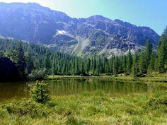 Lake Mufule, Italian Alps