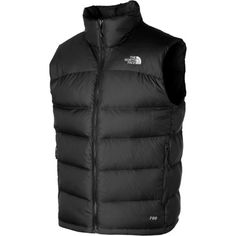 The North Face Nuptse 2 Down Vest will keep dad toasty-warm #awesomegift