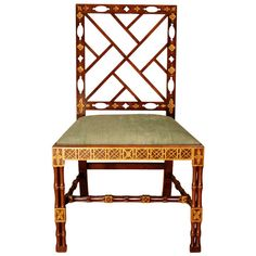 A Rare George III Side Chair, Circa 1770   From a unique collection of antique and modern side chairs at http://www.1stdibs.com/furniture/seating/side-chairs/