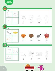 olsat - following directions - worksheet