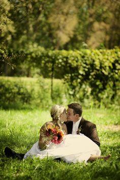 A wedding in DuBois tuxedos. Very cute! Photo courtesy of Adam LeSage Photography LLC.  www.DuBoisFW.com