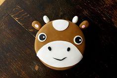 Cow Cake #cow #cake #cute