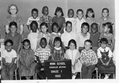 Grade 1, First Grade, Class Pictures, Over The Years, Arizona, Photo Wall, Museum, School, Frame