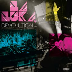 La Luka - Devolution EP Cover on the Behance Network