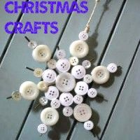 12 Simple Christmas Crafts