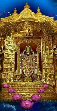Sri Balaji Tours and Travel: Bangalore to Tirupati Family Package Lord Murugan Wallpapers, Lord Krishna Wallpapers, Shiva Hindu, Hindu Deities, Krishna Art, Hare Krishna, Lord Ganesha Paintings, Lord Shiva Painting, Lord Balaji