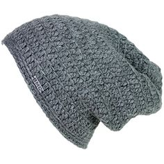 Mens Slouchy Beanies with super soft yarns and the perfect slouchy beanie fit. The best option for your winter beanie style. Slouchy Beanie, Beanie Hats, Grey Beanie, Mens Winter Beanies, Hipster Beanie, Designer Sportswear, Grunge, Indie, Punk
