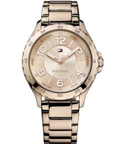Tommy Hilfiger Watches, Gold Watch, Rolex Watches, Silver, Accessories, Collection, February, Php, Fashion
