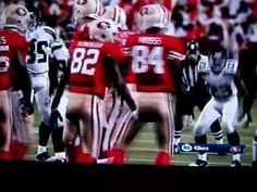 Mario Manningham Speed Crossing on Screen Option