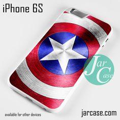 Captain America Shield Phone case for iPhone 6/6S/6 Plus/6S plus
