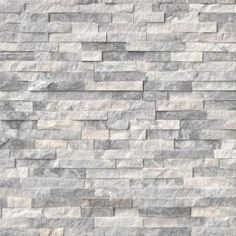 MS International Alaska Gray Ledger Panel 6 in. x 24 in. Natural Marble Wall Tile-LPNLMALAGRY624 - The Home Depot