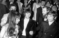 Ringo Starr chats with Roman Polanski at the Cannes Film Festival, whilst attending a screening of the British film Joanna, May The Beatles 1, John Lennon Beatles, All My Loving, The White Album, Roman Polanski, Sharon Tate, Kellin Quinn, Theo James, Gretsch