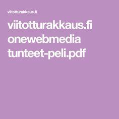 viitotturakkaus.fi onewebmedia tunteet-peli.pdf