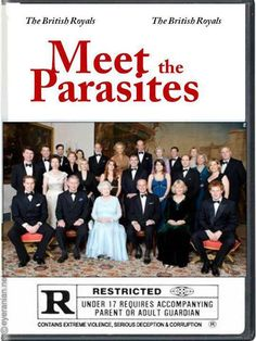 Royalty = Meet the Parasites