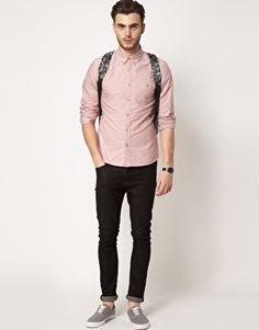 Simple, quick, style / ASOS Oxford Shirt
