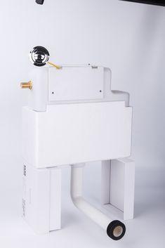Concealed Cistern, Bassinet, Toilet Paper, Furniture, Home Decor, Interior Design, Home Interior Design, Toilet Paper Rolls, Arredamento