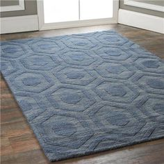 i think we are fans of color. steven alan solid wool shag rug